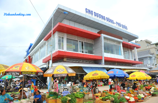 Chợ Dương Đông Phú Quốc - Tour du lịch phú quốc mùa hè 2019
