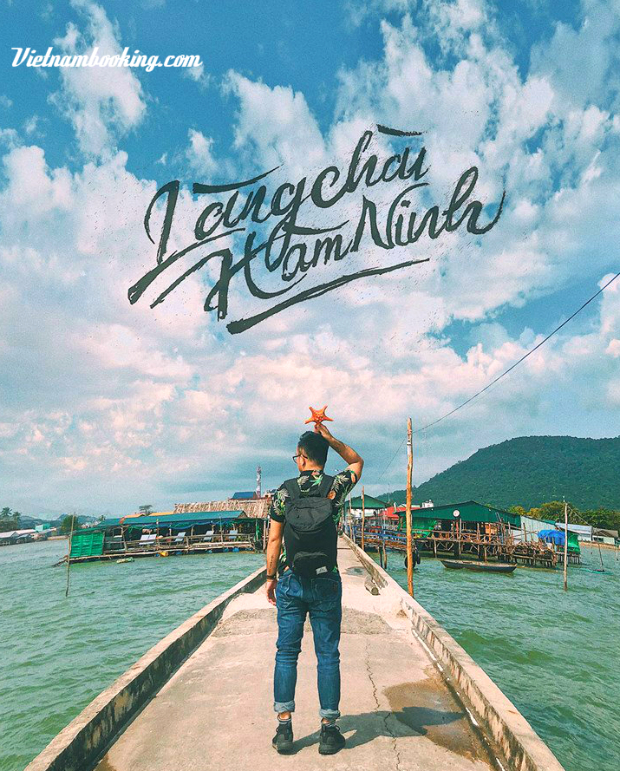 Làng chài Hàm Ninh - Du lịch Phú quốc mùa hè 2019