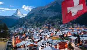 Đặt vé máy bay đi Thụy Sĩ giá rẻ