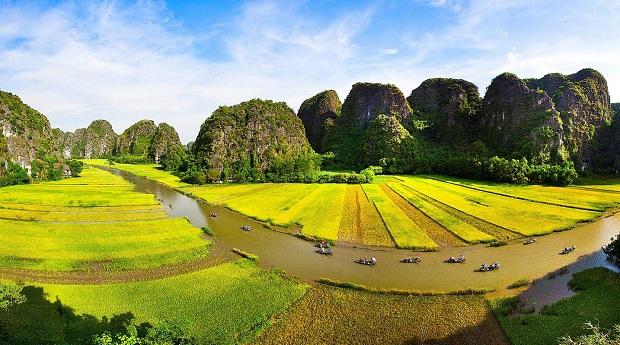 Đặt vé máy bay từ Thái Lan về Việt Nam thỏa sức khám phá mọi cảnh đẹp