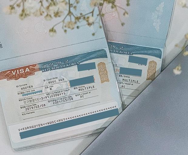 Xin visa Hàn Quốc 5 năm nhiều lần