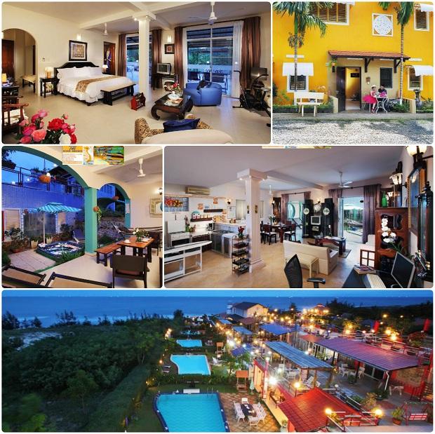 An HòaResidence khách sạn có chỗ nấu ăn tại Vũng Tàu