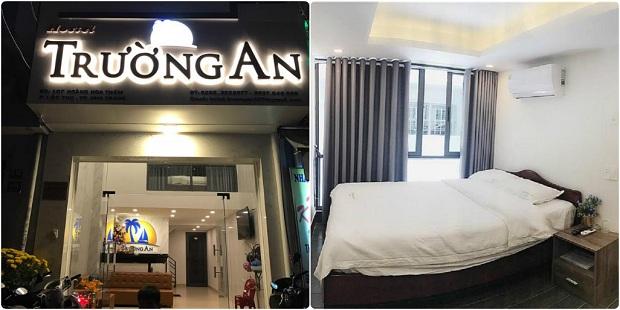 Khách sạn Trường An trên đường Hoàng Hoa Thám Nha Trang