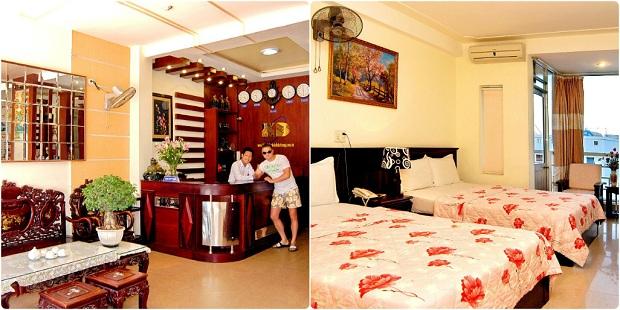 Khách sạn Khánh Duy trên đường Hoàng Hoa Thám Nha Trang