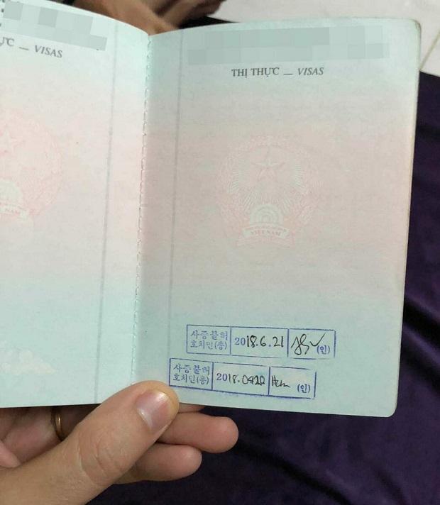 rớt visa Hàn Quốc bao lâu xin lại được