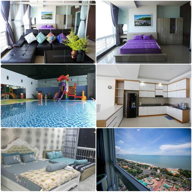 The Grand Condotel khách sạn cho nấu ăn tại Vũng Tàu