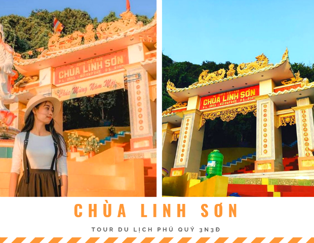 Chùa Linh Sơn đảo Phú Quý