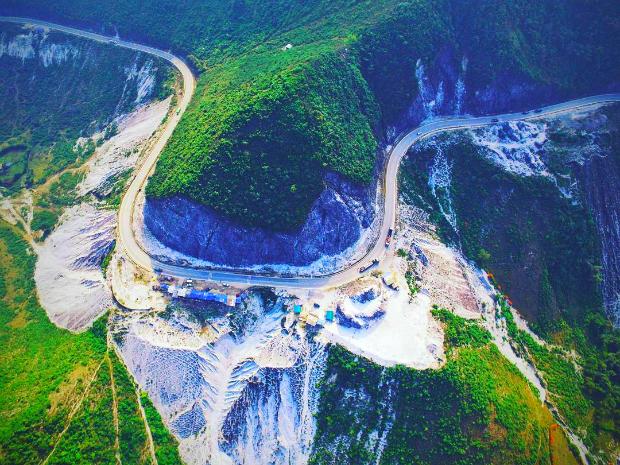 đèo Thung Khe Hòa Bình