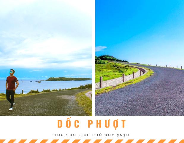 dốc Phượt đảo Phú Quý