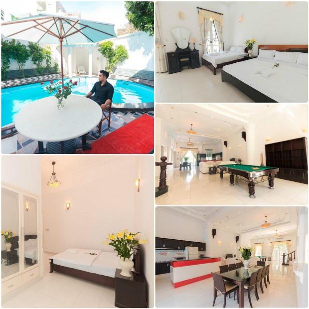 Mona Villa 02 - Back Beach khách sạn có chỗ nấu ăn ở Vũng Tàu