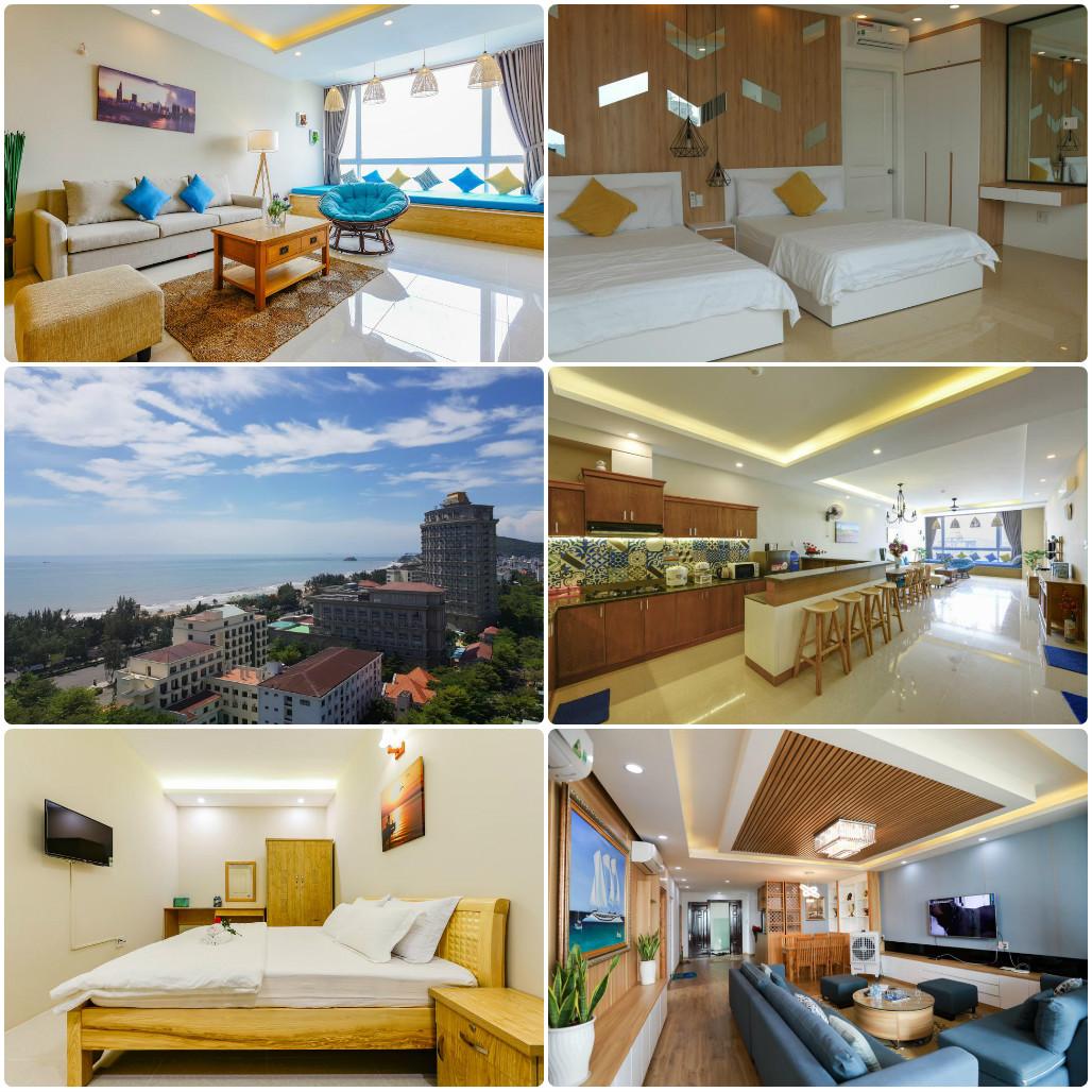 Khách sạn Premium Beach Condotel 3 Vũng Tàu có chỗ nấu ăn