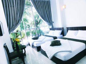 Top 7 khách sạn gần biển giá rẻ trên đường Hoàng Hoa Thám Nha Trang