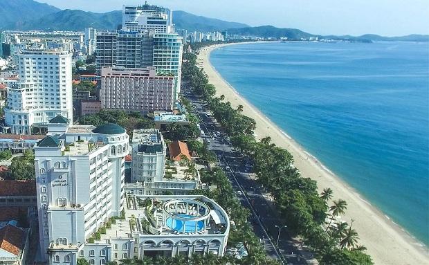 Mua vé máy bay đến thành phố biển Nha Trang