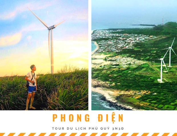 Phong điện đảo Phú Quý