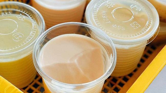 Sữa chua chợ Đà Lạt - Chợ đà lạt có gì