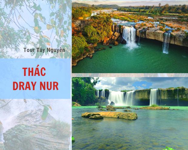 Thác Dray Nur