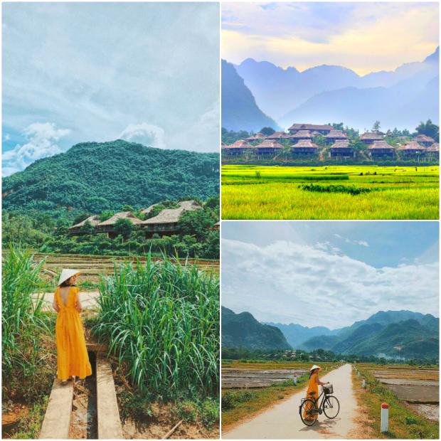 thung lũng Mai Châu