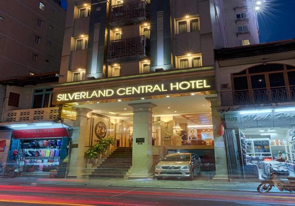 Khách sạn Silverland Central – Quận 1