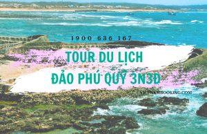 Tour du lịch Phú Quý bằng tàu cao tốc Superdong – Lặn biển ngắm san hô, câu cá