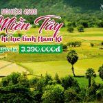 Tour du lịch miền Tây sông nước 4 ngày 3 đêm trọn gói, tiết kiệm | Hành trình du hí lục tỉnh Nam Kì