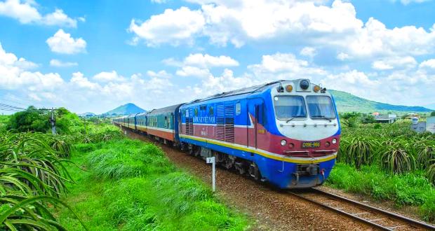 Tour Phan Thiết bằng tàu hỏa