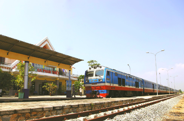 Đi du lịch phan thiết bằng tàu hỏa