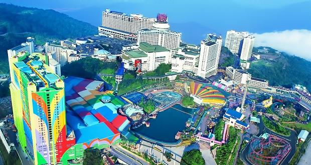 Cao Nguyên Genting Tour du lịch Singapore - Malaysia 5 ngày 4 đêm