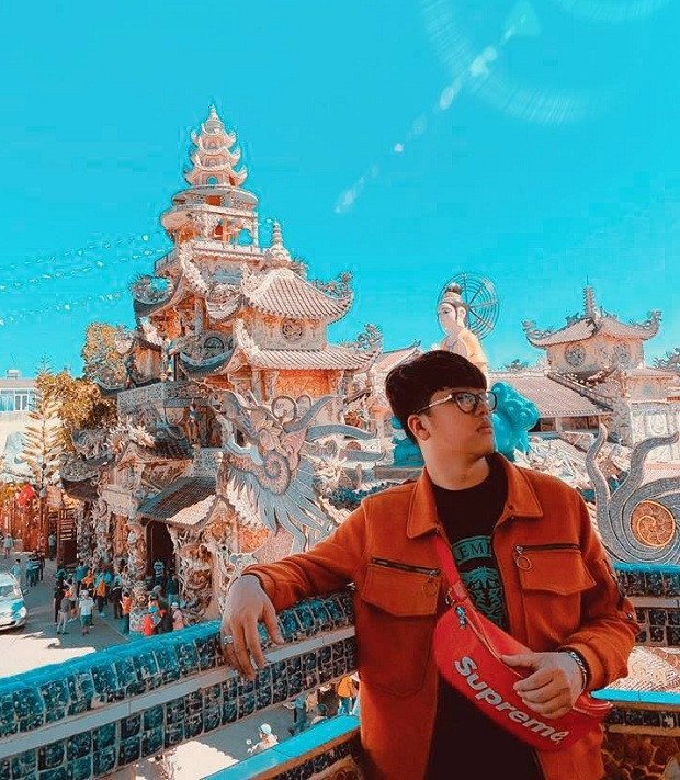Chùa Linh Phước Tour du lịch Đà Lạt khởi hành từ Đà Nẵng