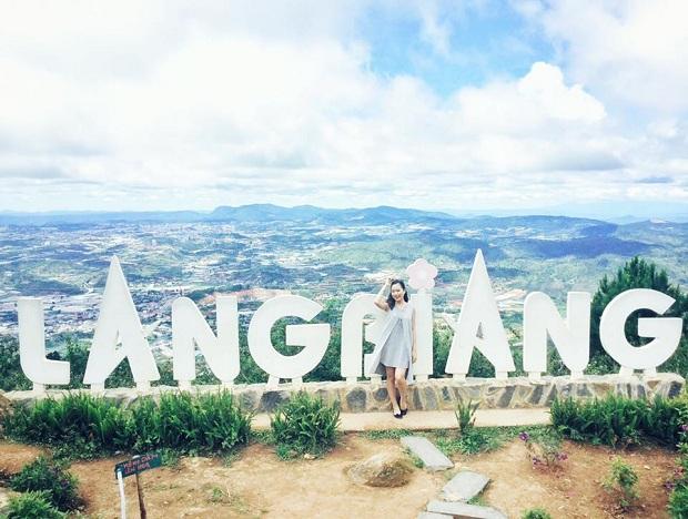Đỉnh LangBiang Tour du lịch Đà Lạt khởi hành từ Đà Nẵng