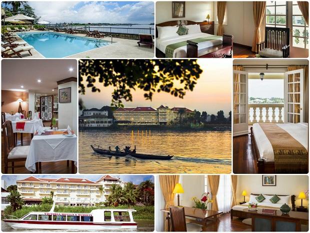 Khách sạn Victoria Châu Đốc   khách sạn đẹp ở An Giang