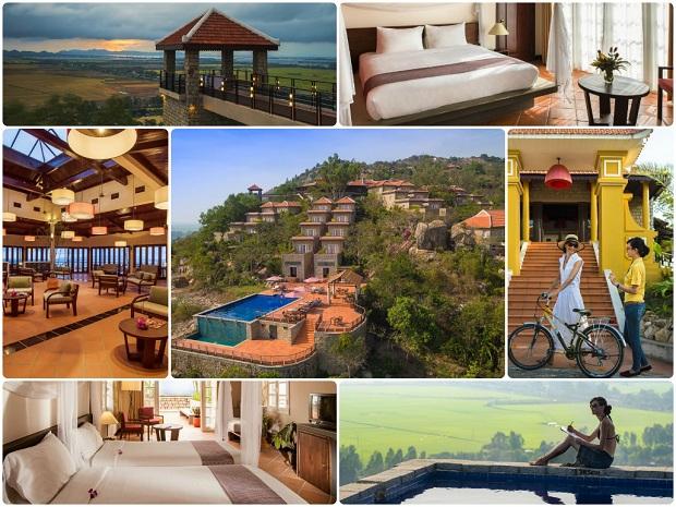 Khách sạn Victoria Núi Sam   khách sạn đẹp ở An Giang