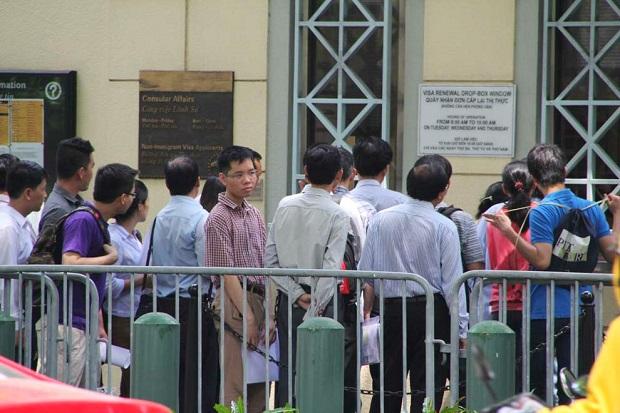 Kinh nghiem xin visa di my tham than nhan