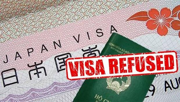 Rớt visa Nhật Bản bao lâu xin lại được?