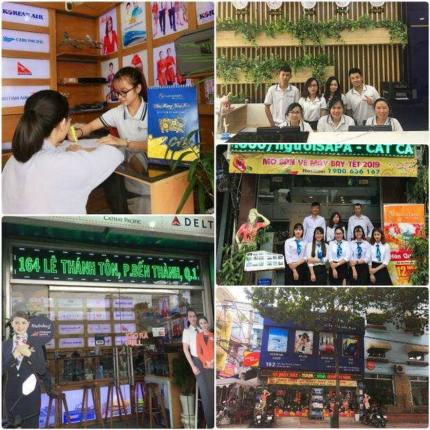 Phòng vé Air Asia: Vietnam Booking tại Hà Nội, Tp,HCM, Đà Nẵng