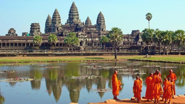 Angkor Wat - Du lịch Campuchia