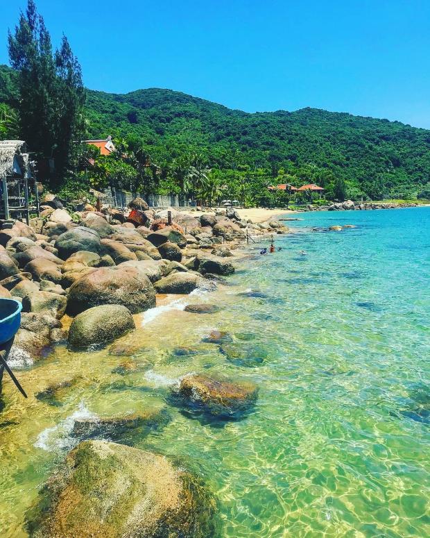 Bãi Rạng - Tour lặn biển bán đảo Sơn Trà