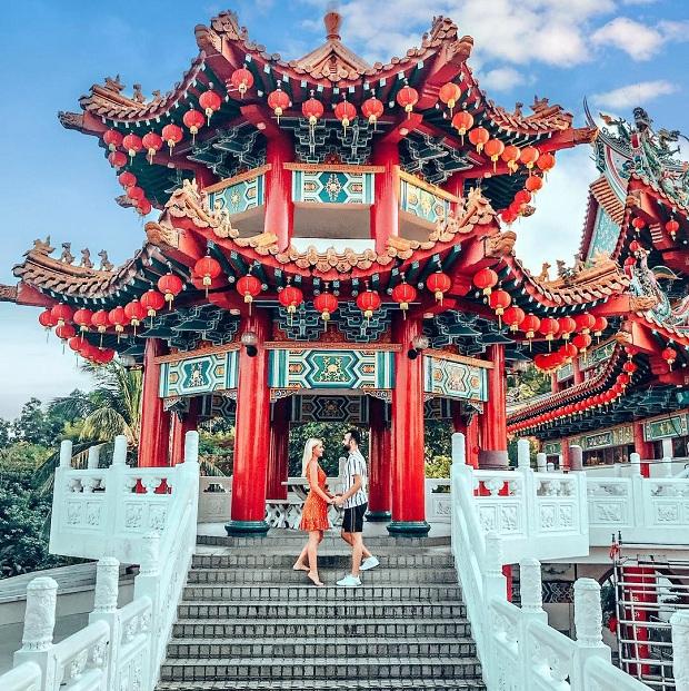 Chùa Bà Thiên Hậu | Tour Malaysia Singapore 4 ngày 3 đêm