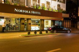 Combo 3N2D Vé máy bay + khách sạn 4* Norfolk Sài Gòn
