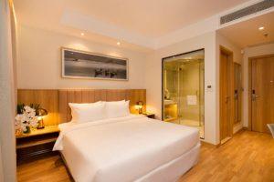 Combo 3N2D Vé máy bay + Khách sạn 4 sao Nagar Nha Trang