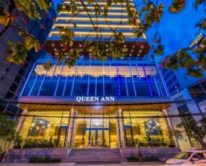 Combo 3N2D Vé máy bay + Khách sạn 5 sao Queen Ann Nha Trang