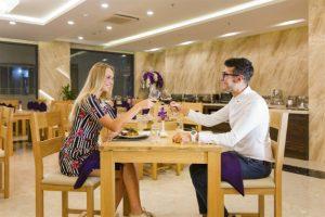 Combo Honeymoon Nha Trang 3N2Đ Vé máy bay + khách sạn Balcony 4 sao