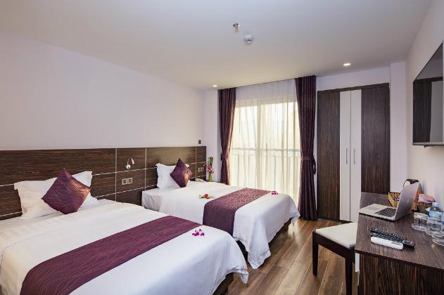 Combo Khách sạn Balcony Nha Trang
