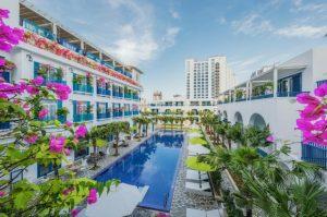 Combo 3N2D Vé máy bay +Resort 5 sao Risemount Đà Nẵng