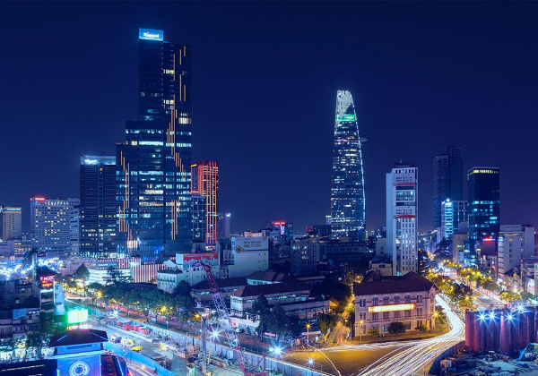 Combo siverland Central Saigon