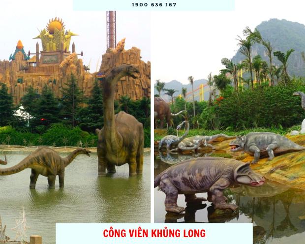 Công viên Khủng Long Trung Quốc