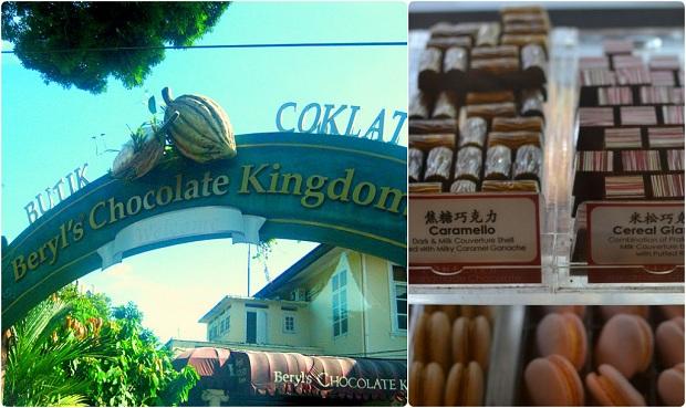 Beryl's Chocolate Kingdom | Tour Malaysia Singapore 4 ngày 3 đêm