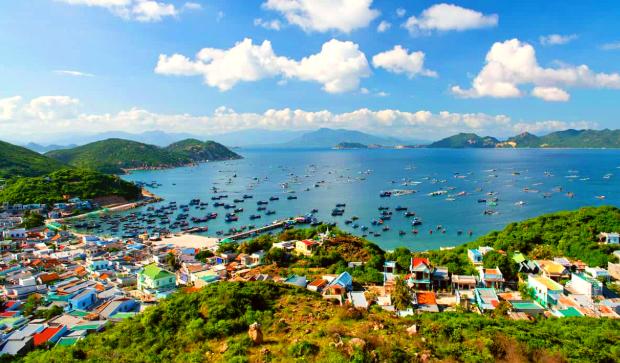 tour Bình Ba