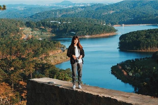 Dạo thăm hồ Tuyền Lâm Đà Lạt- City tour 1 ngày đà lạt