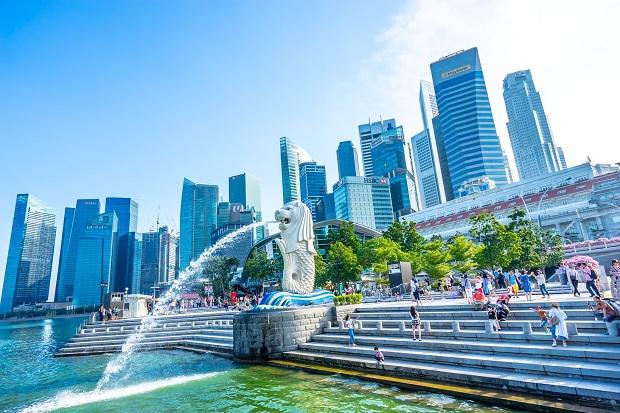 Đặt vé máy bay đến Singapore