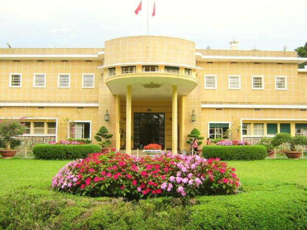 Dinh Bảo Đại - Tour Huế Đà Lạt